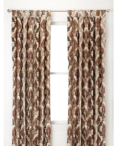 Jennifer Taylor Home Collection Set of 2 Susan Curtain Panels, Multi