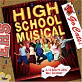 echange, troc Trends International - High School Musical 2007 Wall Calendar