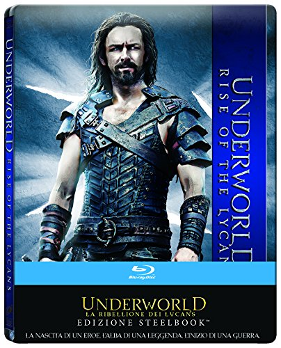 Underworld: La Ribellione dei Lycans (Steelbook) (Blu-Ray)