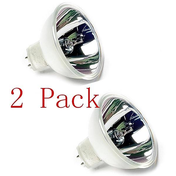 ELC 500 Hour 24v 250w Long Life Lamp (2PACK) (Color: 2pack)
