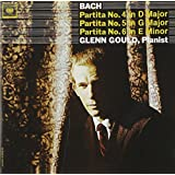 Bach - Partitas Nos 4, 5 & 6