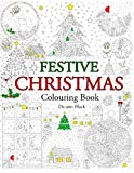 img - for Festive Christmas: Colouring Book book / textbook / text book