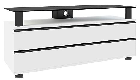 """VCM 14250 TV-Lowboard """"Dasano lack"""" Rack, Tisch, Holz, Schrank, weiß"""