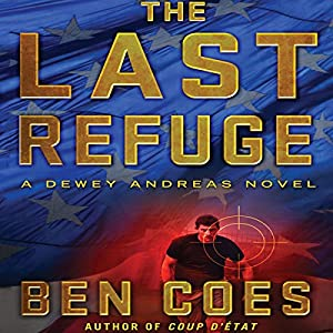 The Last Refuge: Dewey Andreas, Book 3