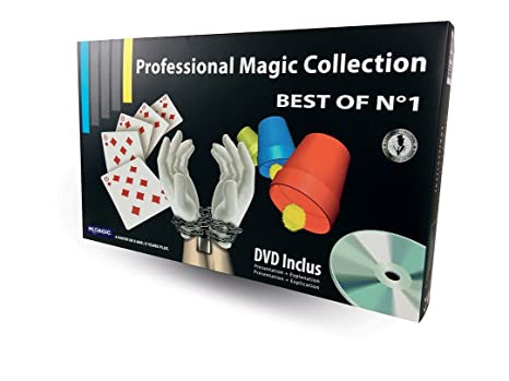 Megagic - Magic Collection - BES1 - Coffret De Magie - Les Best Of
