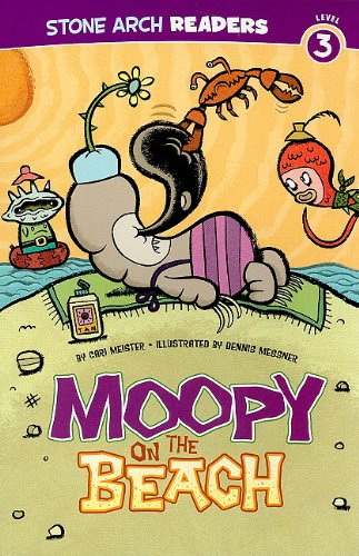 Moopy on the Beach (Stone Arch Readers - Level 3 (Quality)))