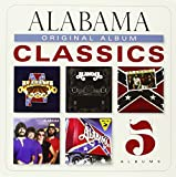 Alabama Original Album Classics - 5 Albums CD Collection + Digital Copy My Home's in Alabama / Feels so Right / Mountain Music / The Closer You Get / Roll On