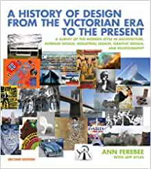 A History Of Design From The Victorian Era To The Present A Survey Of The Modern Style In