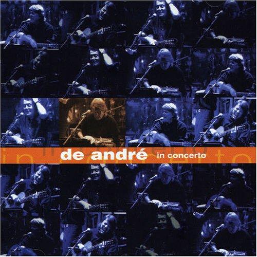 Fabrizio De André - In concerto (arrangiamenti PFM - Zortam Music