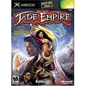 Amazon.com: Jade Empire - Xbox: Artist Not Provided: Video