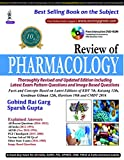 #3: Review Of Pharmacology With Free Dvd-Rom