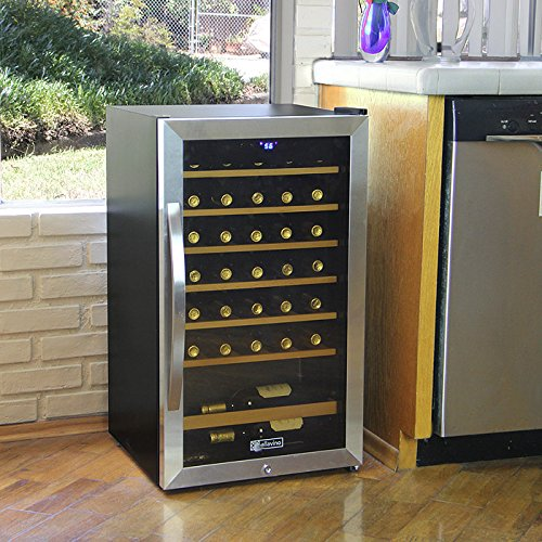Check Out This Allavino CWR-34-1SD Cascina Series 34 Bottle Wine Refrigerator