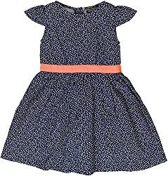 Sequences Baby Girl's Dress(Dark Blue, 2 - 3 Years )