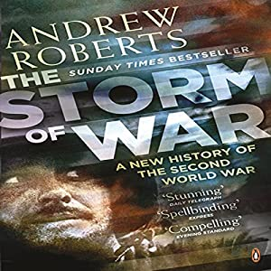The Storm of War Audiobook