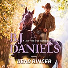Dead Ringer Audiobook by B. J. Daniels Narrated by Carly Robins
