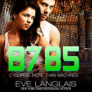 B785: Futuristic Romance Audiobook