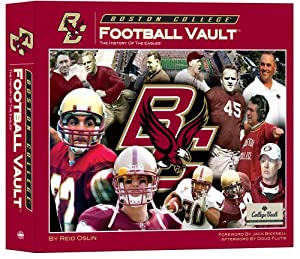 Boston College Football Vault: The History of the Eagles ...