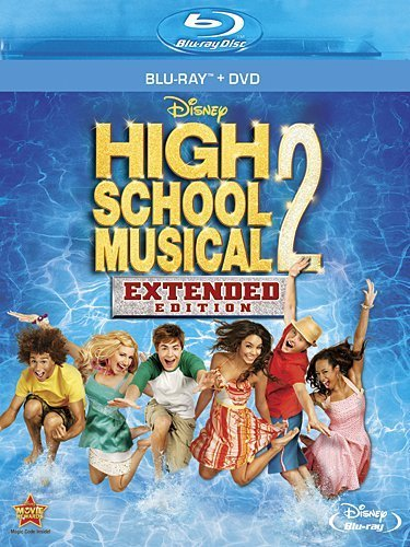 High School Musical 2 (Extended Edition) [Blu-ray]