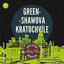 Greenshawova Kratochvíle Audiobook by Agatha Christie Narrated by Jana Hermachová
