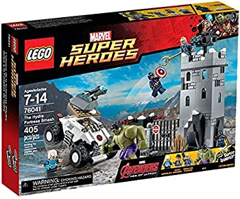 LEGO The Hydra Fortress Smash Set