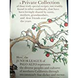 Private Collection: Recipes from the Junior League of Palo Alto