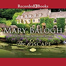 The Escape (       UNABRIDGED) by Mary Balogh Narrated by Rosalyn Landor