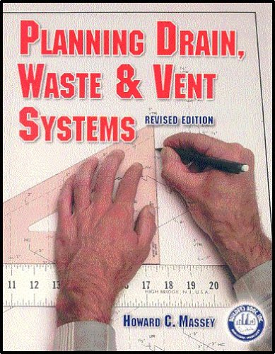 Planning Drain Waste & Vent Systems - Builder's Book, Inc. - CR408 - ISBN: 1889892297 - ISBN-13: 9781889892290