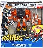 Transformers - A6355E240 - Figurine - Cinéma - Prime Voyager Beast - Predaking - Exclusive Web