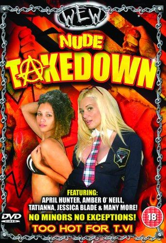 WEW - Nude Takedown (Women's Erotic Wrestling) [DVD]