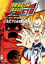 Dragon Ball GT - The Lost Episodes - Activation (Vol. 5)