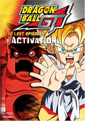 Dragon Ball GT - The Lost Episodes - Activation (Vol. 5) (Dragon Ball Season 5 compare prices)