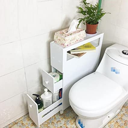 GY&H Bagno lato impermeabile negozio oggetti armadi piano cucina armadietto, fessura stretta bagno mobili armadio armadietto,A