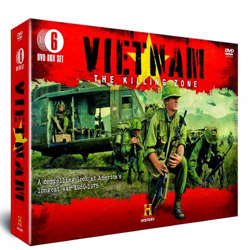 Vietnam: The Killing Zone (6-Disc Box Set) [DVD]