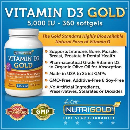Vitamin d testimonials
