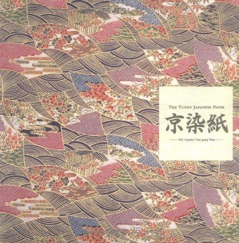 京染紙—THE YUZEN JAPANESE PAPER