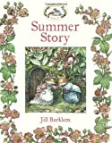 Summer Story. Jill Barklem (Brambly Hedge) (0007461534) by Barklem, Jill