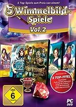 5 Wimmelbild Spiele - Vol.2 [Importación alemana]
