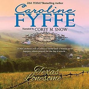 Texas Lonesome Audiobook