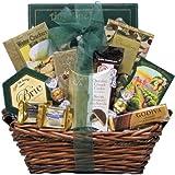 GreatArrivals Gift Baskets Refined Elegance: Gourmet Upscale Gift Basket, 1.81 Kg