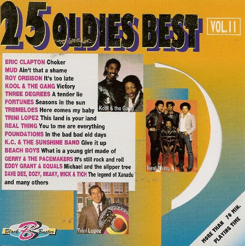 Roy Orbison - 25 Oldies Best, Vol. 11 - Zortam Music