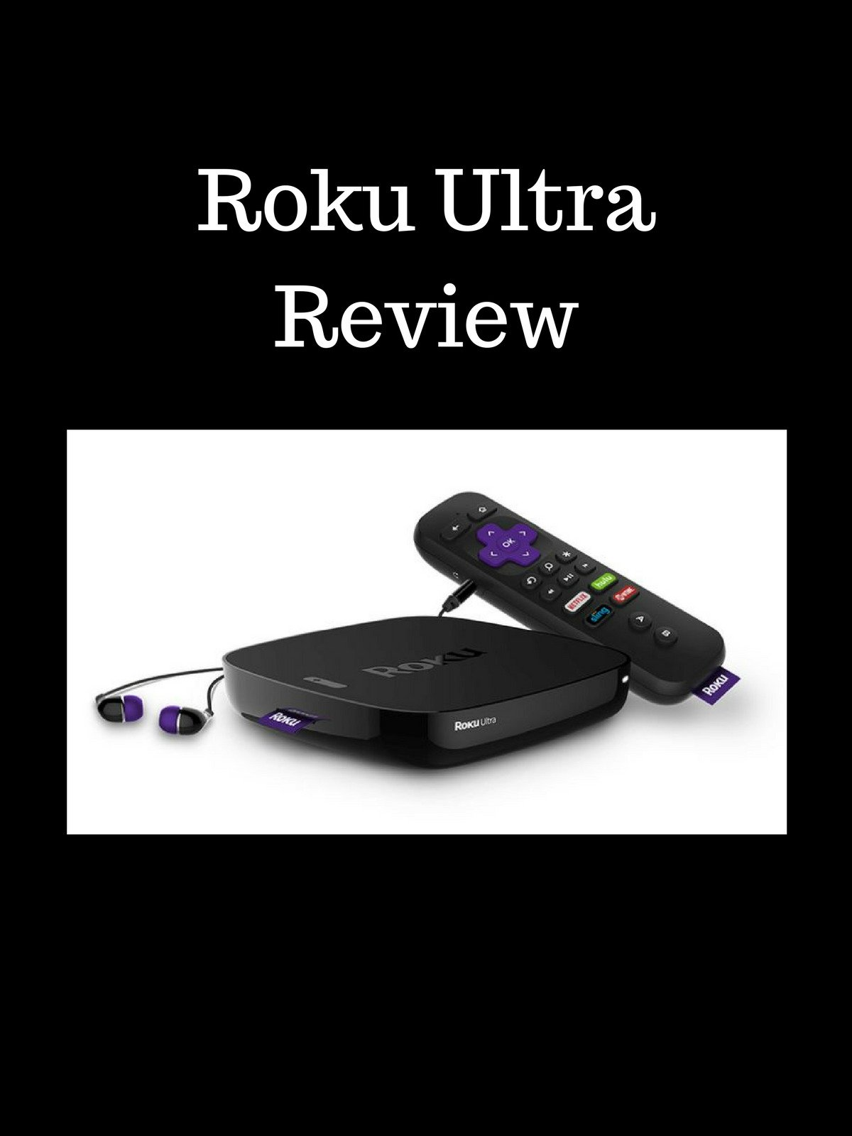 Review: Roku Ultra on Amazon Prime Instant Video UK
