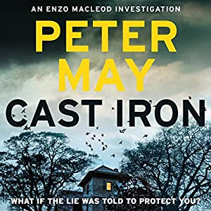 Cast Iron Audiobook