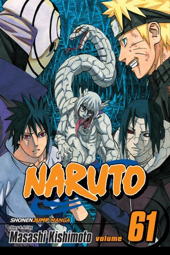 naruto manga 61