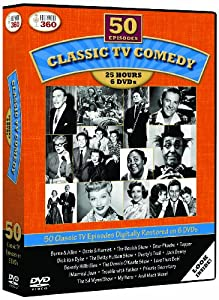 Classic TV Comedy Collection by Black Eye Entertainment, LLC.