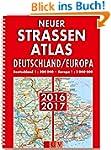 Neuer Stra�enatlas Deutschland/Europa...