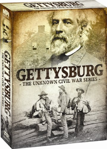 The Unknown Civil War Series: Gettysburg