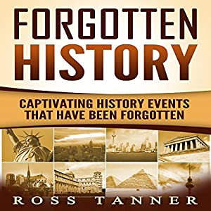 Forgotten History Audiobook