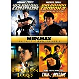 Miramax Jackie Chan Series: Operation Condor / Operation Condor 2: The Armour of the Gods / Dragon Lord / Twin Dragons