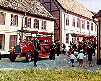 1915 1925 Scania Vabis Fire Truck Photo Poster at Amazon's