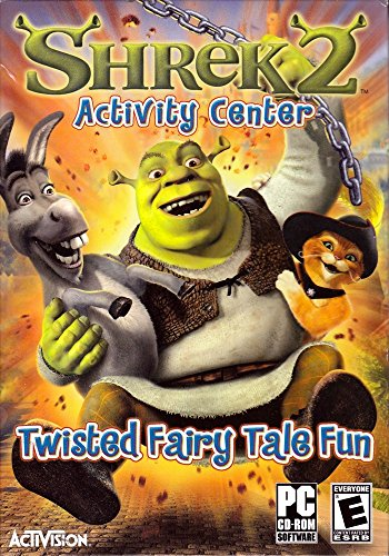 shrek-2-activity-center-pc